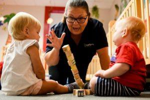 curriculum, learning through play